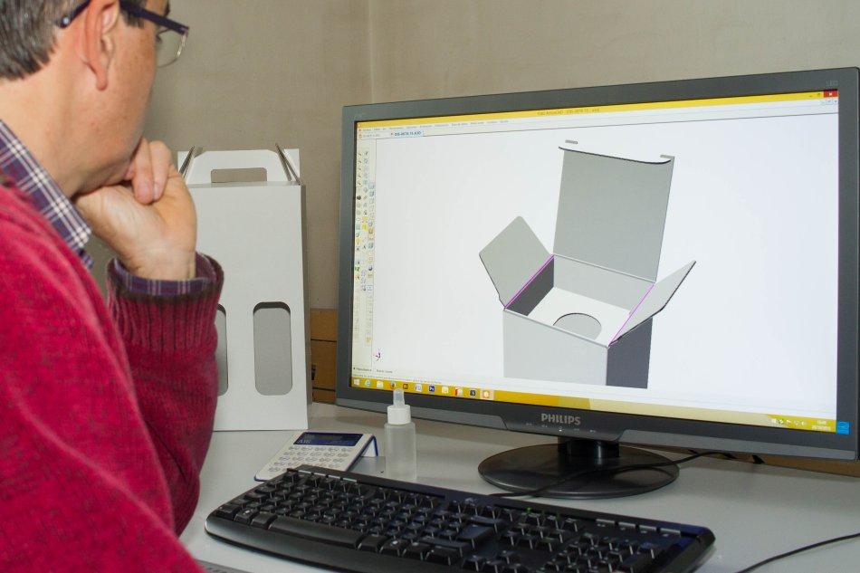 Oficina tècnica de disseny gràfic i 3D