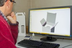 Design and 3D simulation
