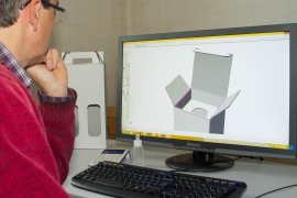 Technical Office of graphic design and 3D