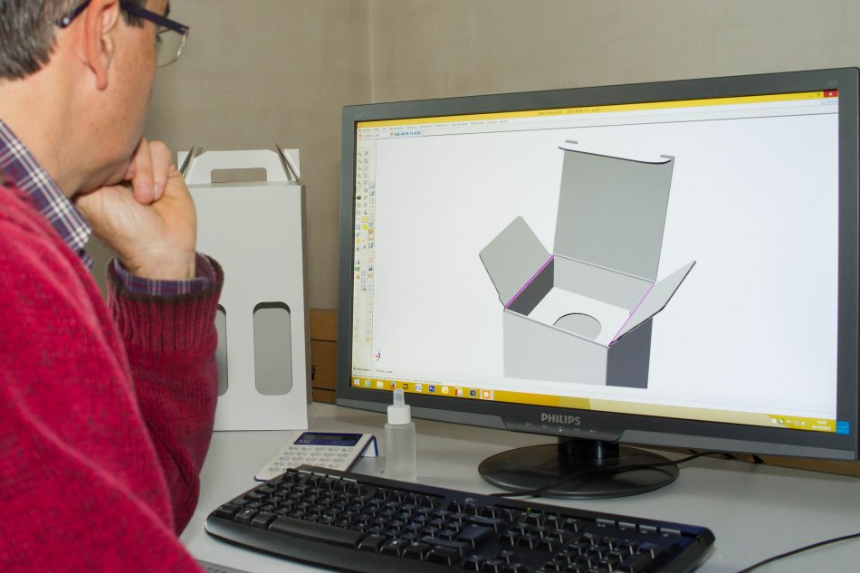 Oficina técnica de diseño gráfico y 3D