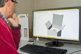 Bureau technique de la conception graphique et 3D